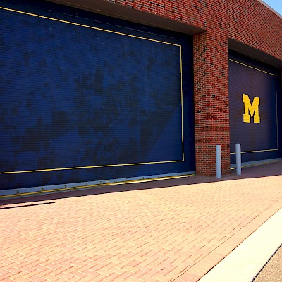 University of Michigan Crisler Basketball Arena, Ann Arbor